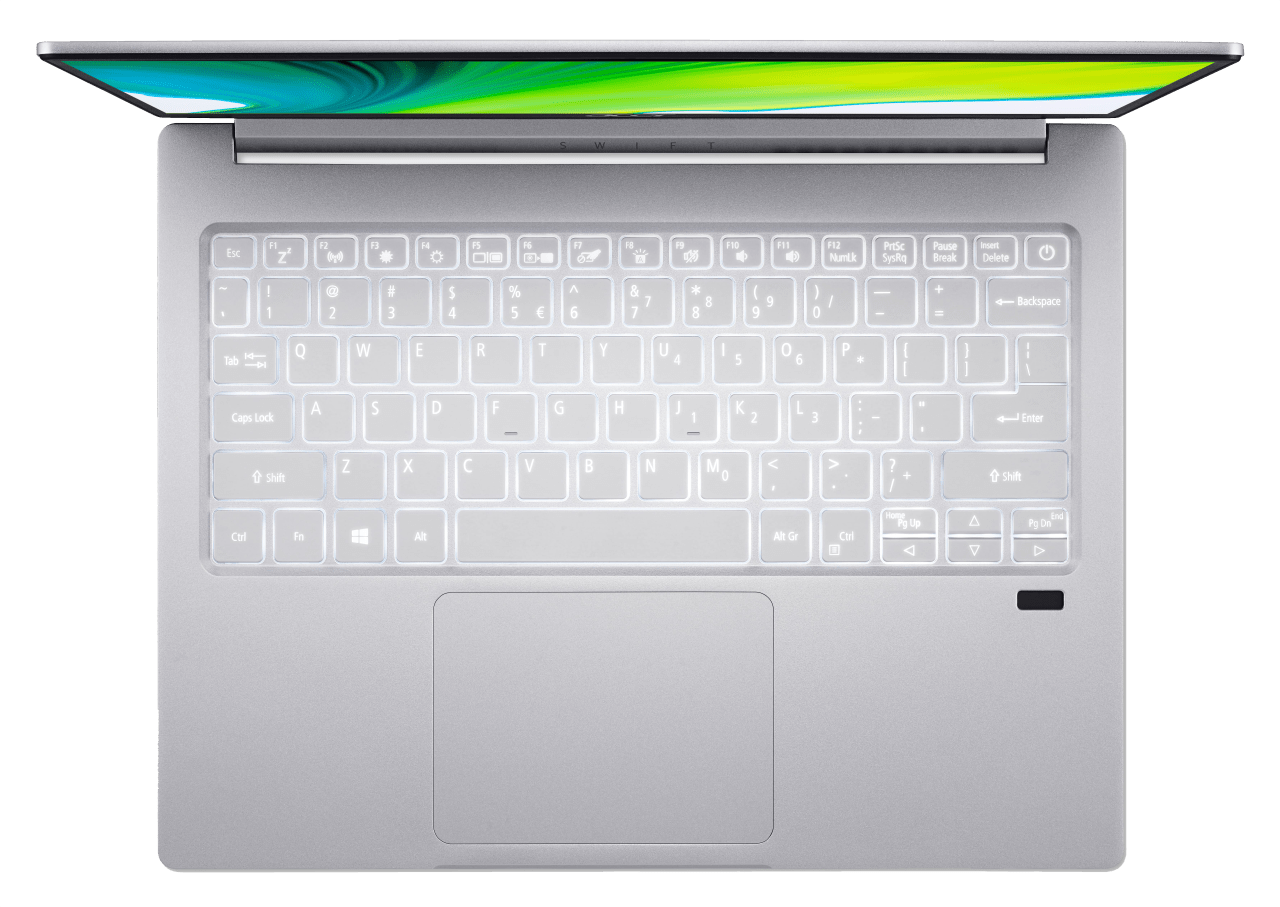 Silver Acer Swift 3 SF313-52-5882.2