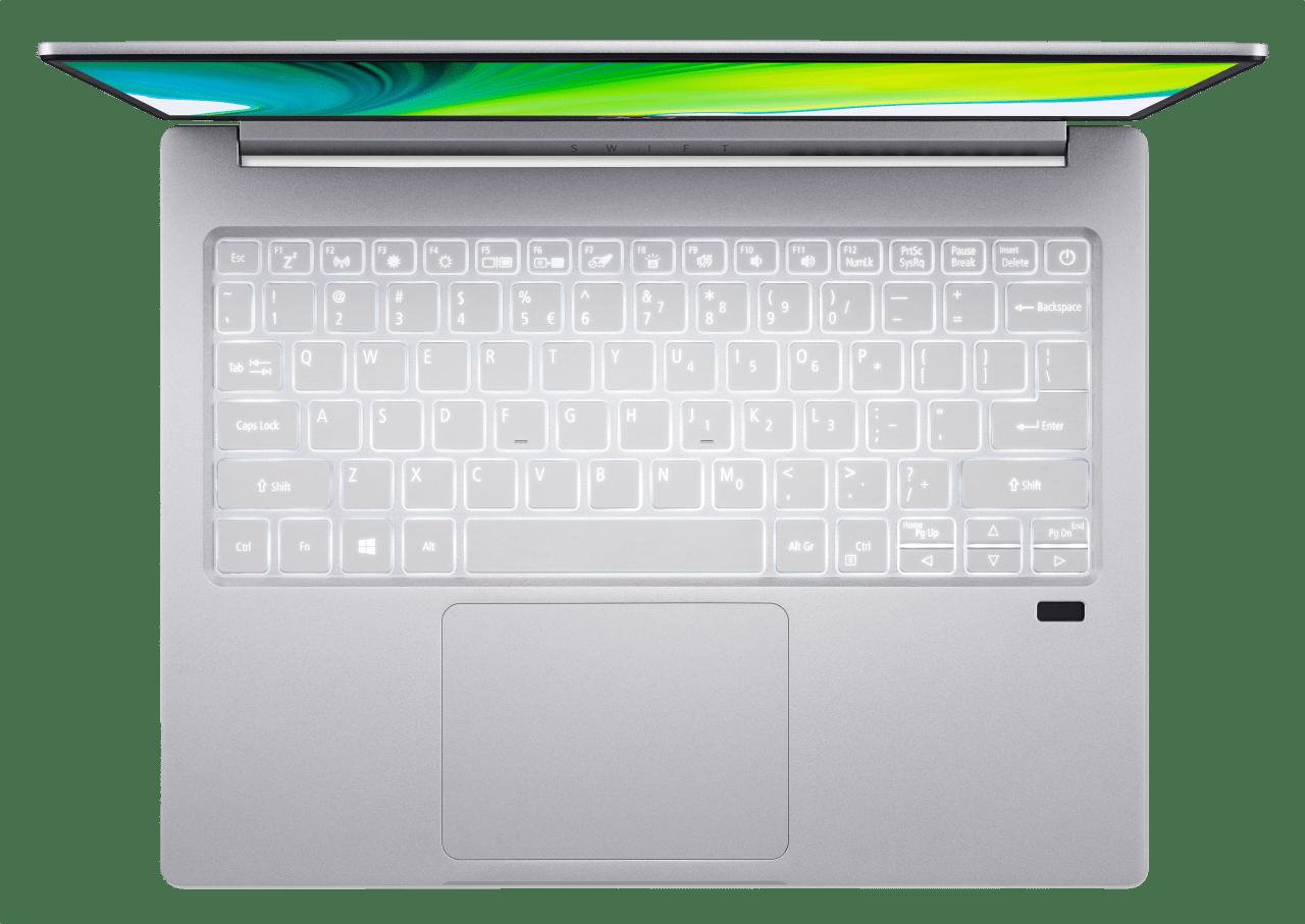 Silber Acer Swift 3 SF313-52-5882.2