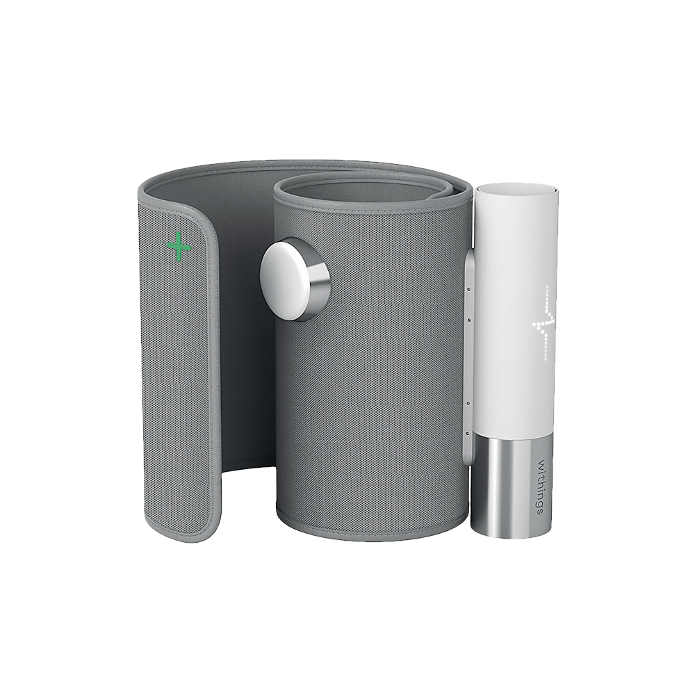 White / Silver Withings BPM Core.2