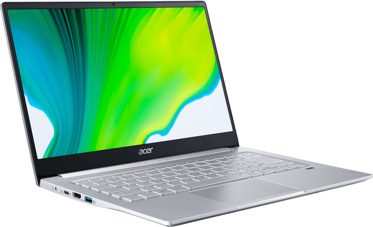 Silver Acer Swift 3 SF314-42-R54P.4