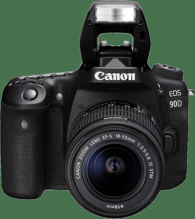 Black Canon E90D Kit (EF-S 18-55mm).1