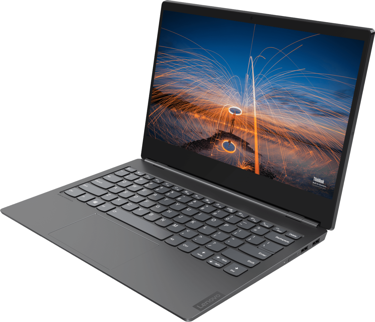 Iron Grey Lenovo ThinkBook Plus.3