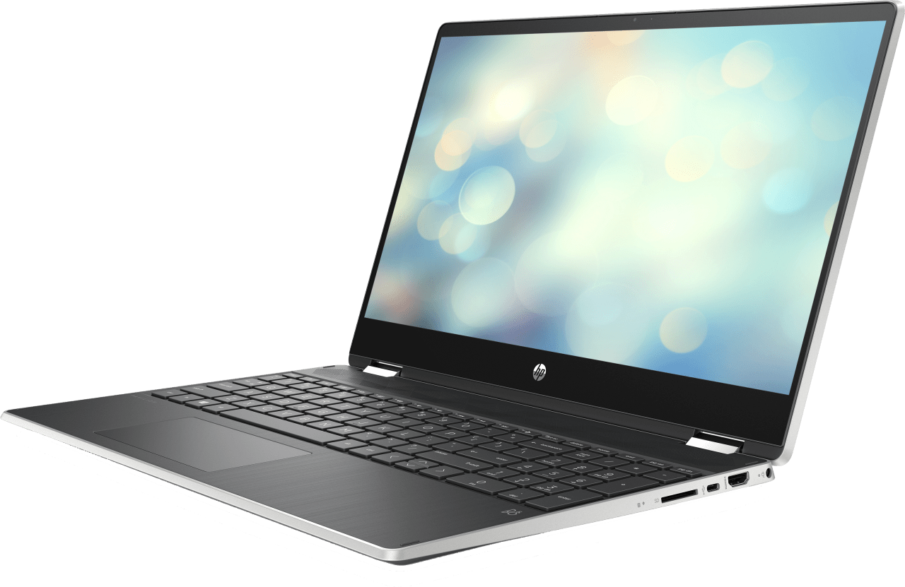 Natural Silver HP Pavilion x360 15-dq1001ng 2in1 - Intel® Core™ i5-10210U - 8GB - 256GB PCIe - Intel® UHD Graphics.4