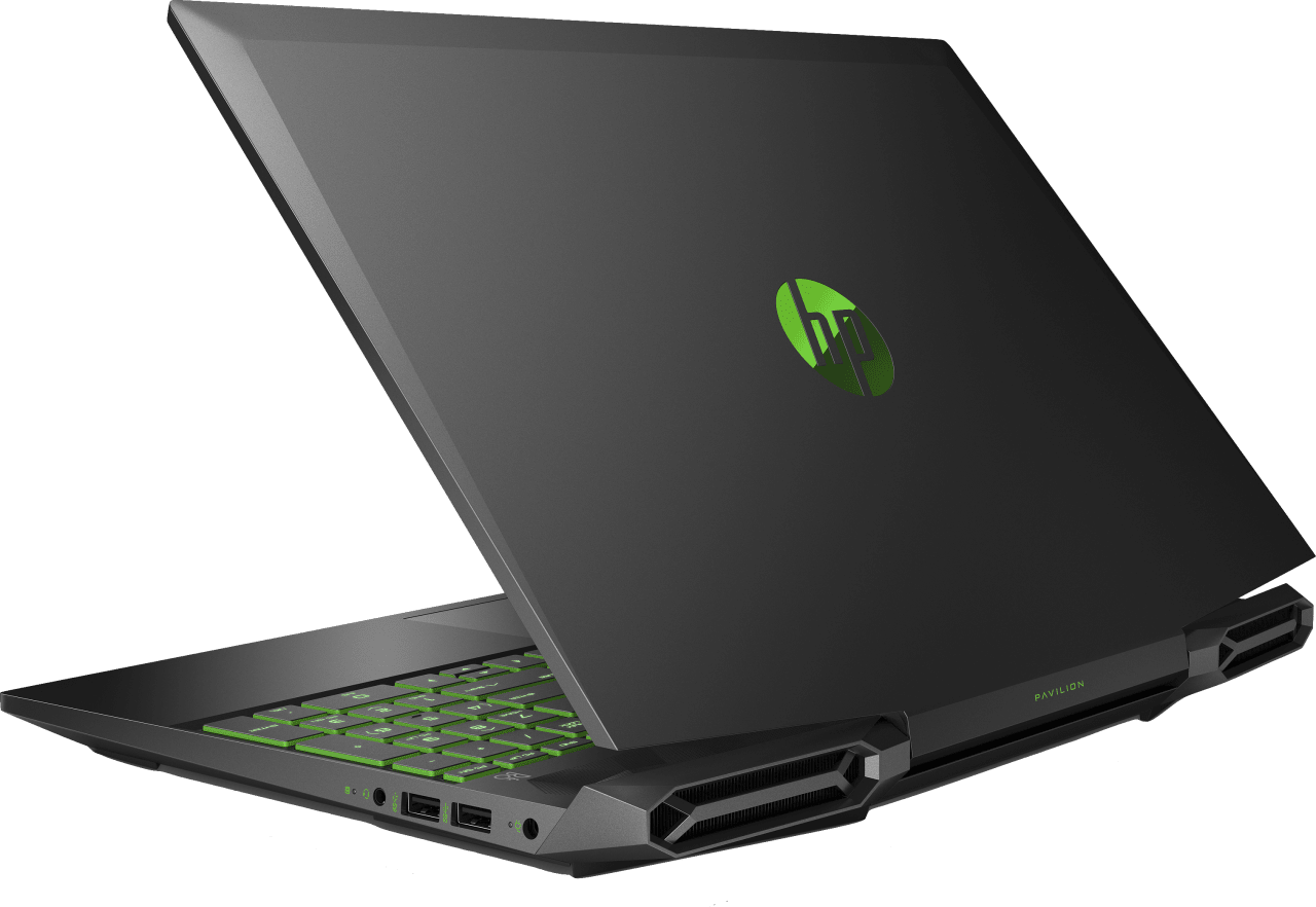Shadow Black / Acid Green HP Pavilion Gaming 15-dk1265ng - Gaming Notebook - Intel® Core™ i7-10750H - 16GB - 512GB PCIe + 1TB HDD - NVIDIA® GeForce® RTX™ 2060 Max Q.4