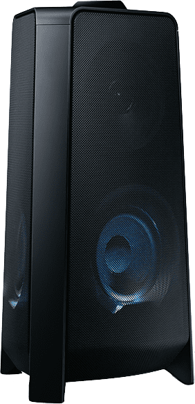 Schwarz Samsung MX-T50 / ZG Bluetooth Speaker.1