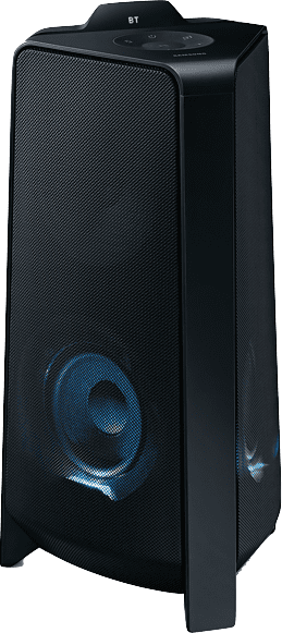 Schwarz Samsung MX-T50 / ZG Bluetooth Speaker.2