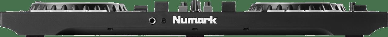 Black Numark Mixtrack Platinum FX DJ controller.3