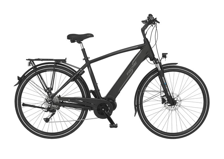 Schwarz Fischer Viator 4.0I-S1 Trekkingrad.1