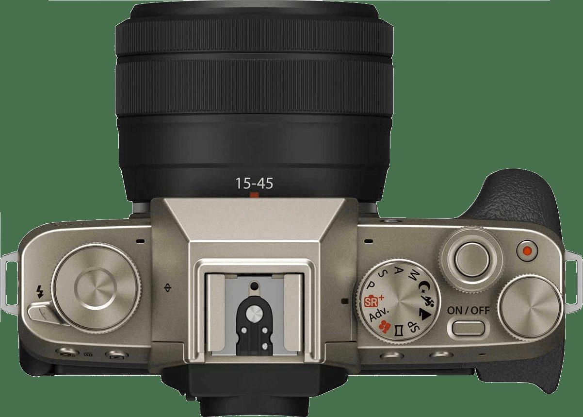 Gold FUJIFILM X-T200 (XC 15-45mm Lens).3