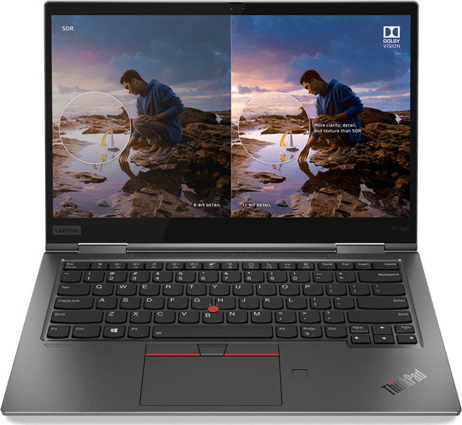 Iron Grey Lenovo ThinkPad X1 Yoga G5.2