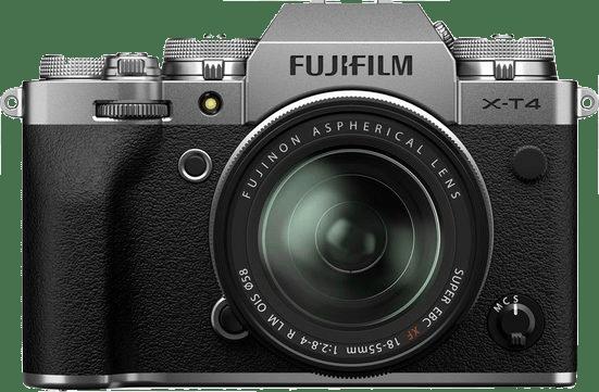 Silber FUJIFILM X-T4 + XF 18-55mm Lens).3