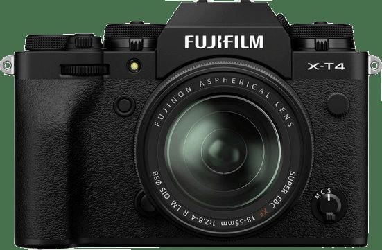 Black FUJIFILM X-T4 + XF 18-55mm Lens).3