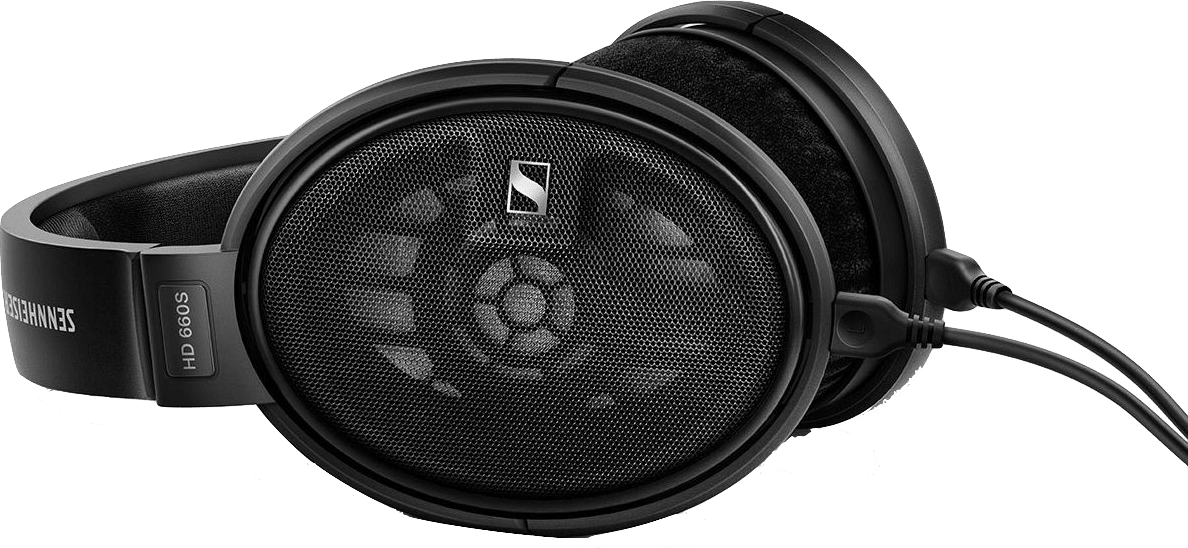 Negro Sennheiser HD 660 S (2019) Over-ear Bluetooth Headphones.2