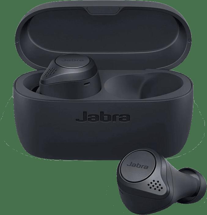 Donkergrijs Jabra Elite Active 75t In-ear Bluetooth Headphones.1