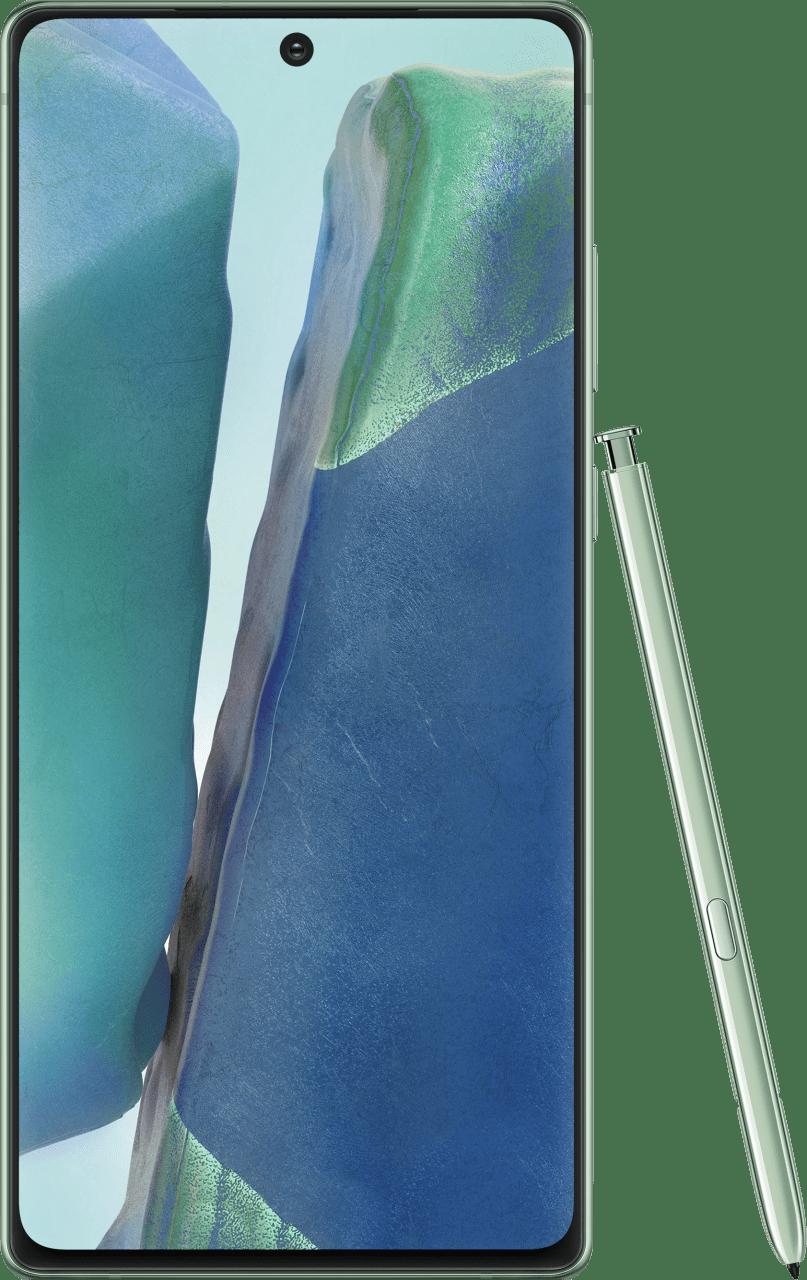 Mystic Green Samsung Galaxy Note 20 256GB.1
