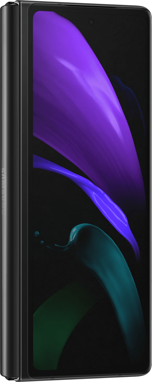 Mystic Black Samsung Galaxy Z Fold 2 256GB.4