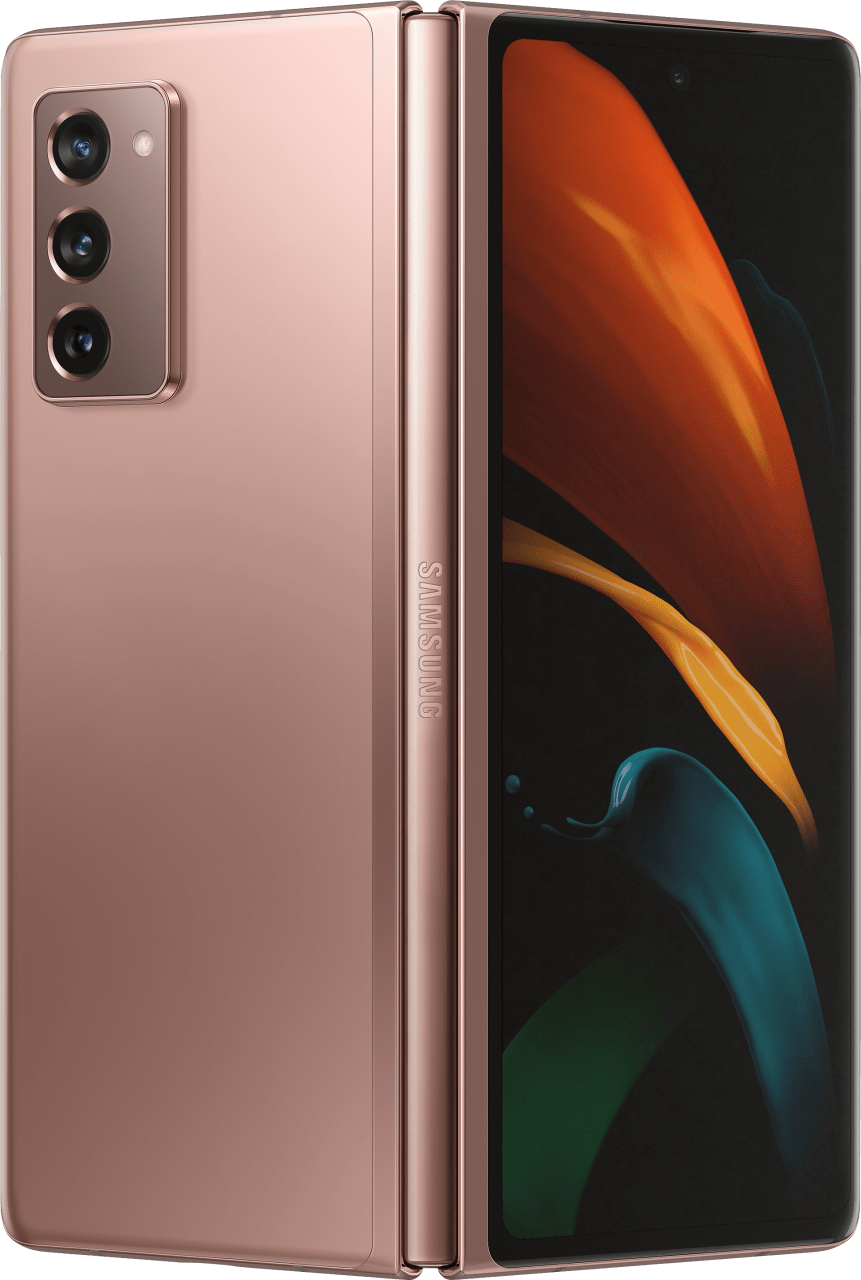 Bronze Samsung Galaxy Z Fold 2 256GB.2