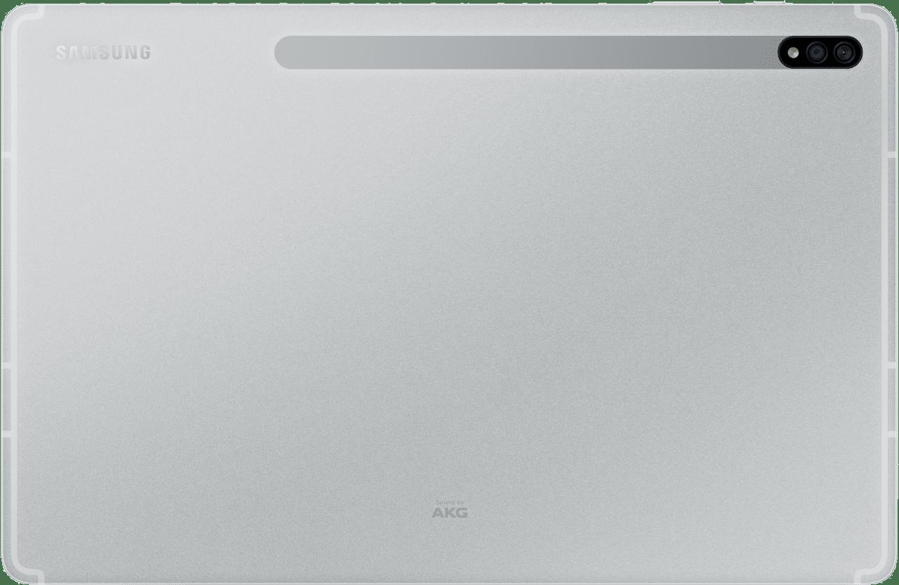 Silber Samsung Galaxy Tab S7+ 5G 256GB.3