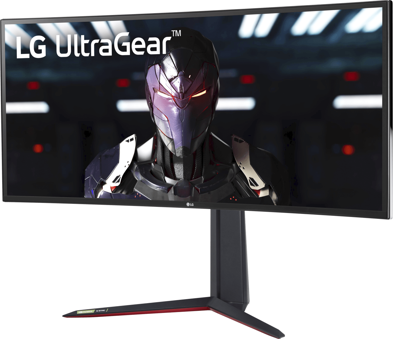 "Mate Black LG - 34"" Curved UltraGear™ 34GN850.2"