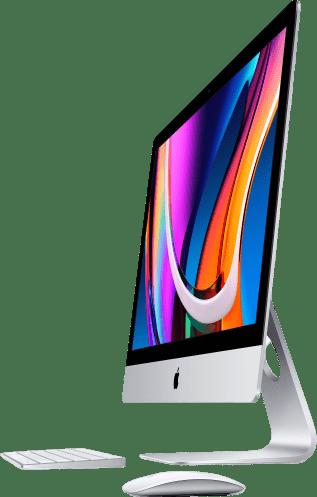 "Silber Apple 27"" iMac Retina 5K (Mid 2020).2"