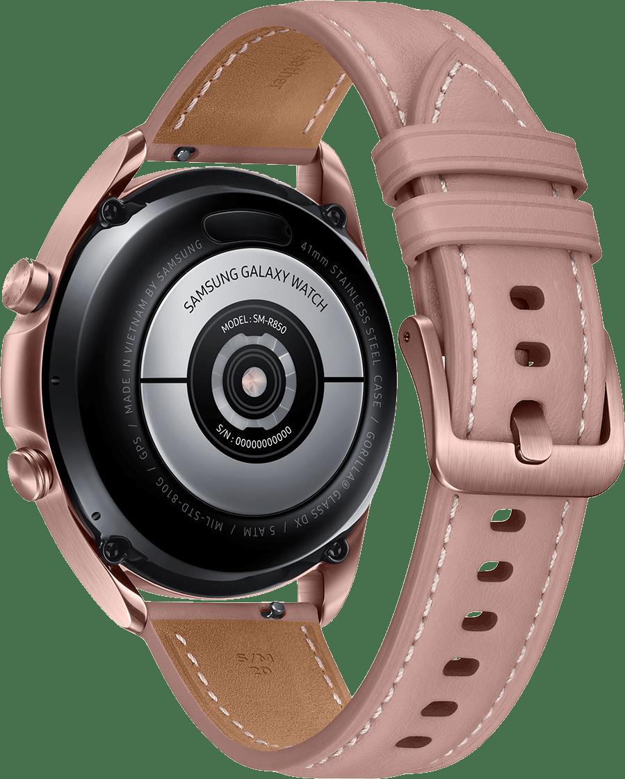 Mystic Bronze Samsung Galaxy Watch 3, 41mm.3