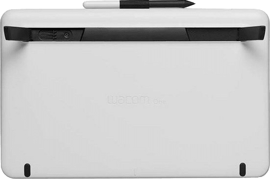 Weiß Wacom One Graphic Tablet.3