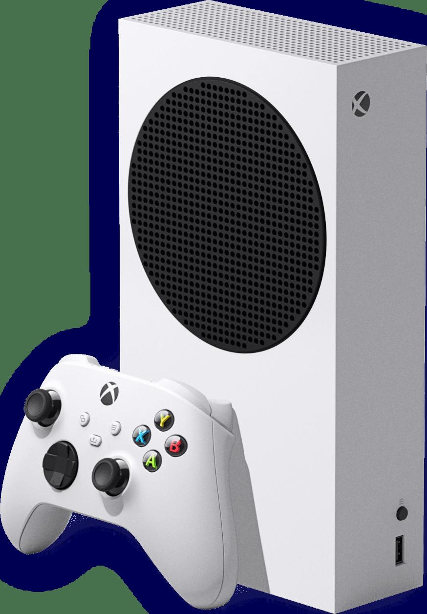 Weiß Microsoft Xbox Series S.1