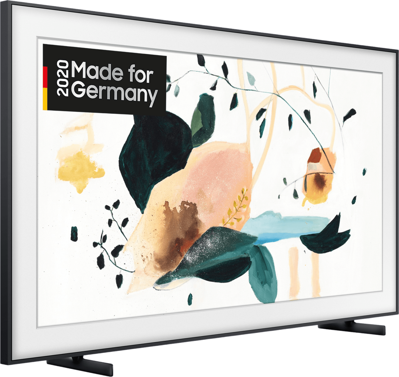 "Black Samsung TV 43"" The Frame.2"