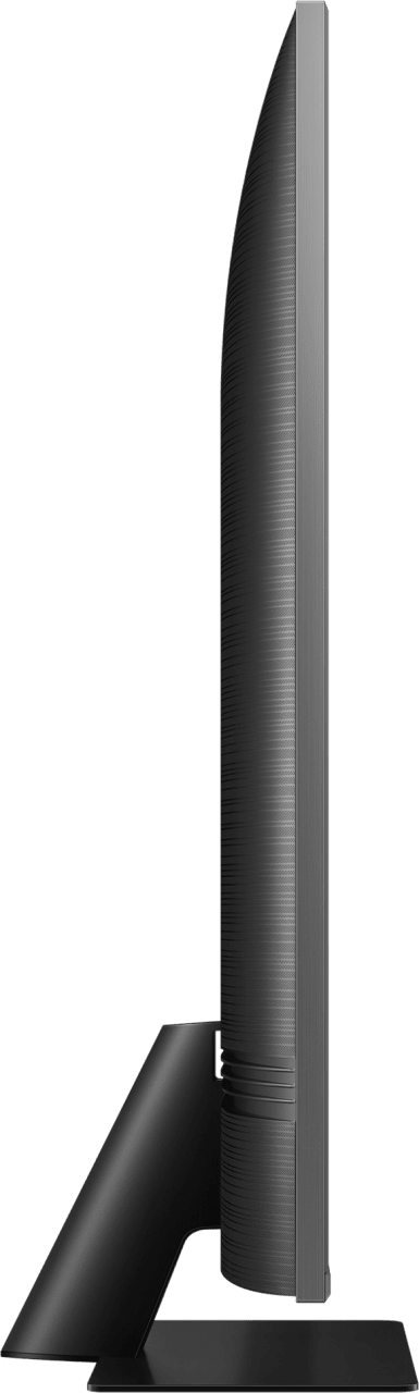 "Black Samsung TV 65"" Q80T.3"