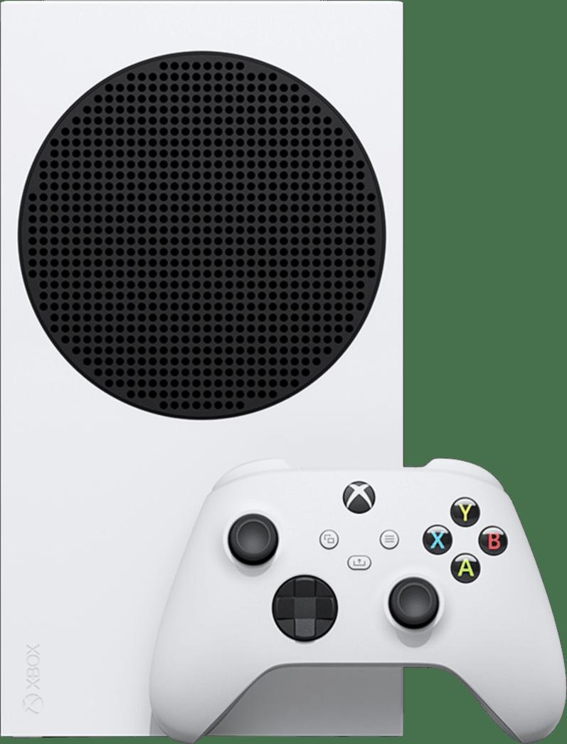 Blanco Microsoft Xbox Series S.2