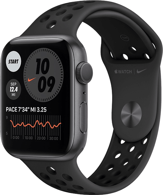 Anthracite/black Apple Watch Nike Series 6 GPS, 44mm.1