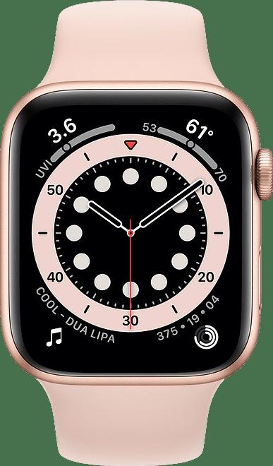 Sand pink Apple Watch Series 6 GPS, 44mm.2