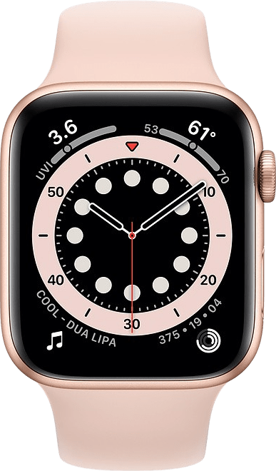 Sand pink Apple Watch Series 6 GPS, 40mm.2