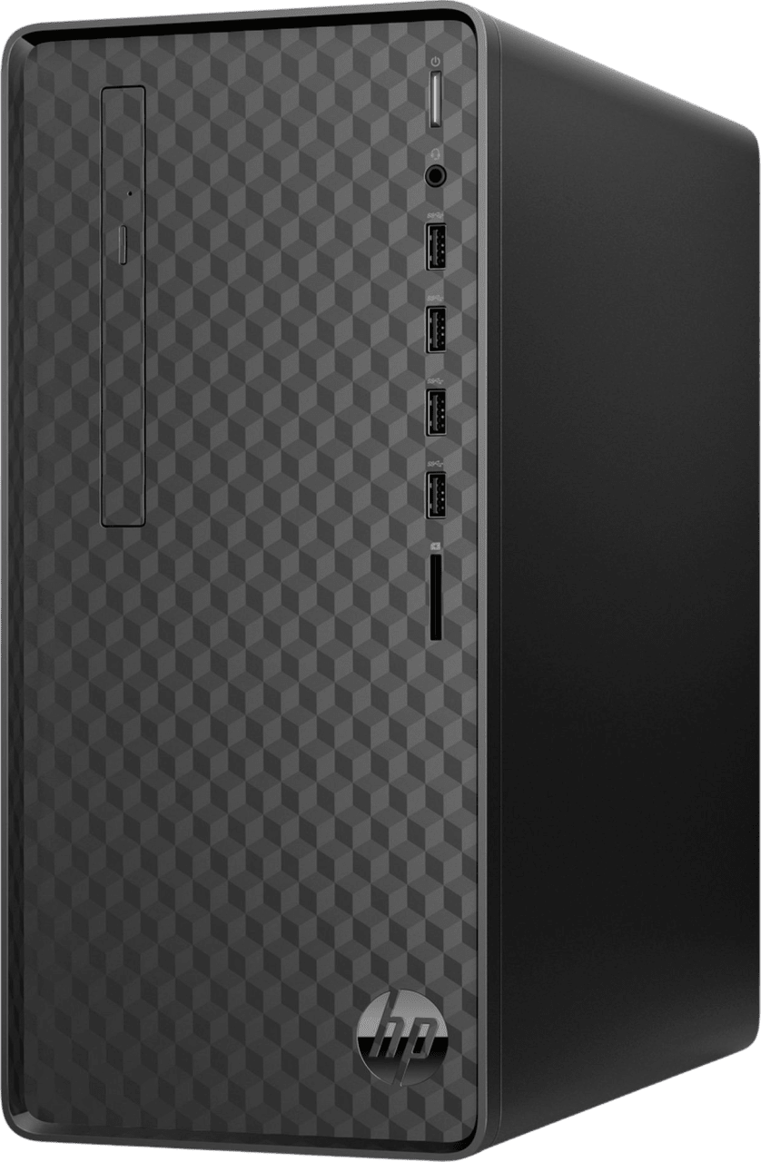 Jet Black HP Pavilion M01-F0003ng.2