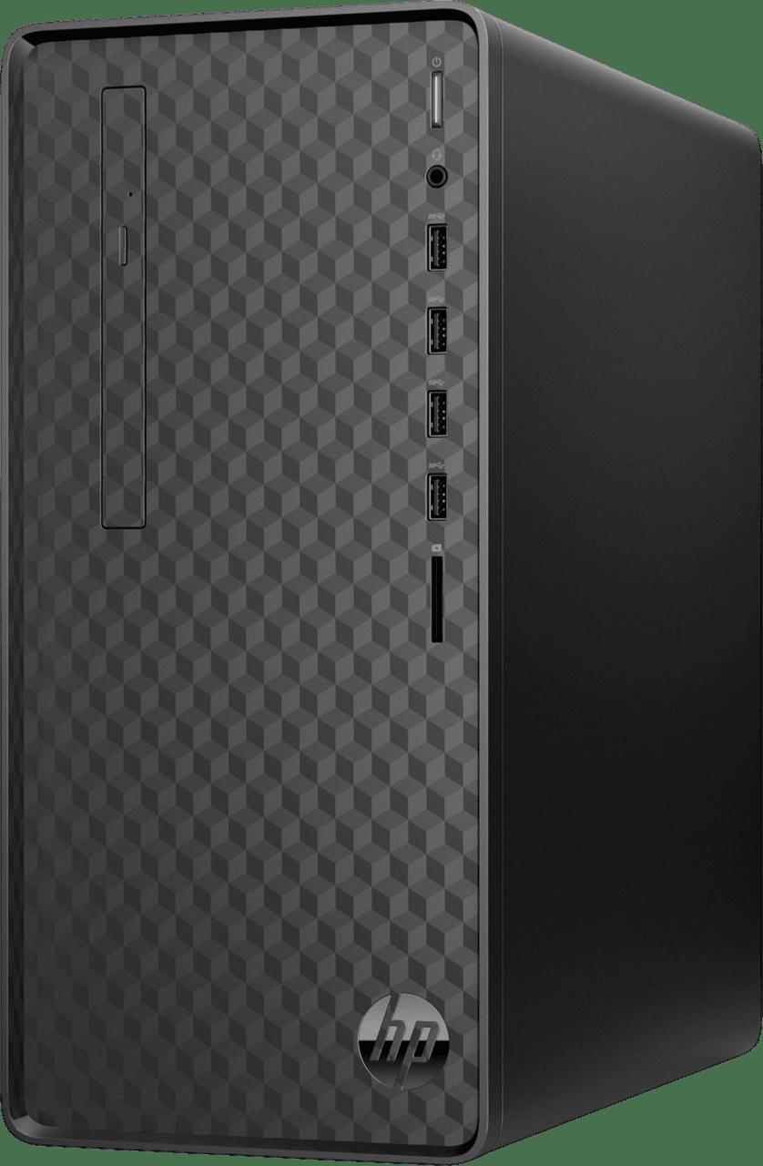 Jet Black HP Pavilion M01-F0003ng Mini PC - AMD Ryzen™ 3 3200G - 8GB - 256GB SSD - AMD Radeon Graphics.2