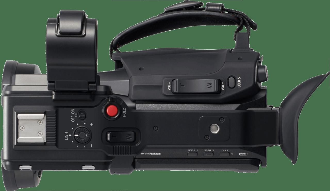 Zwart Panasonic HC-X2000E.3