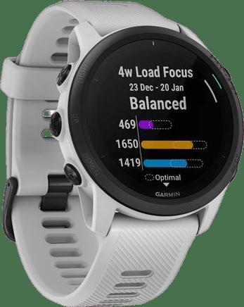 Wit-grijs Garmin Forerunner 745 GPS Sports watch.2