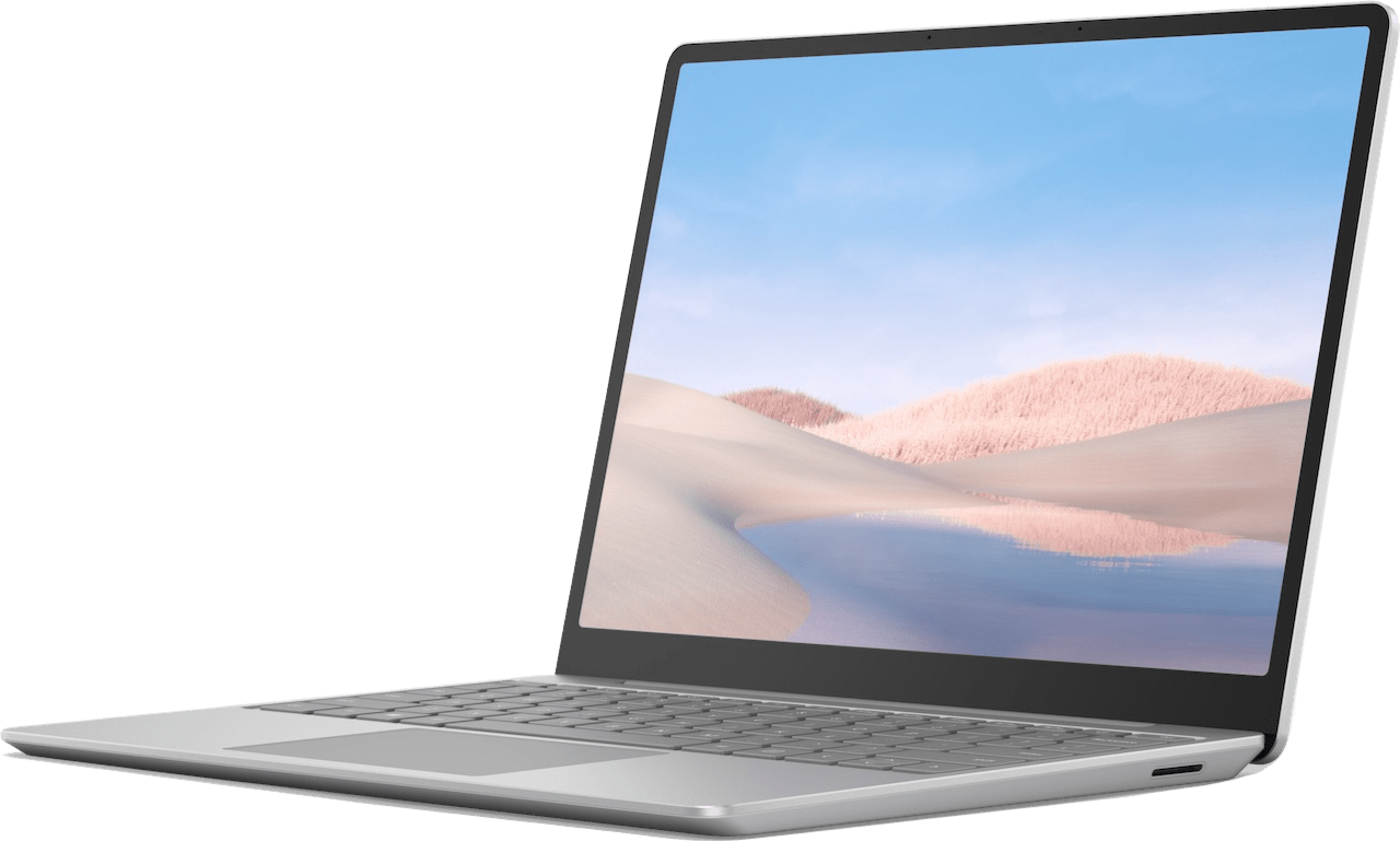 Platin Microsoft Surface Laptop Go Notebook - Intel® Core™ i5-1035G1 - 8GB - 128GB SSD - Intel® Iris™ Plus Graphics.2