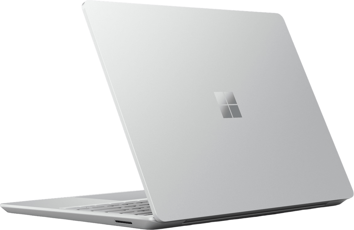 Platin Microsoft Surface Laptop Go Notebook - Intel® Core™ i5-1035G1 - 8GB - 128GB SSD - Intel® Iris™ Plus Graphics.4