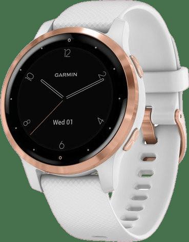 White Garmin Vivoactive 4s GPS-Sportuhr.1