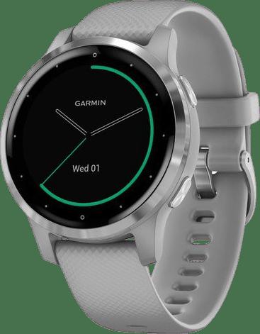 Gray Garmin Vivoactive 4s GPS Sports watch.1