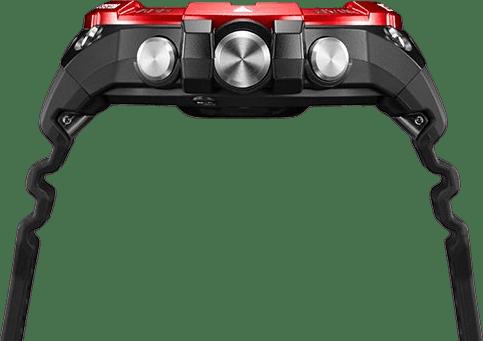 Rojo / ] Casio Pro Trek Smart WSD-F21 GPS Sports watch.3