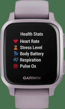 Morado Garmin Venu Sq GPS Sports watch.3