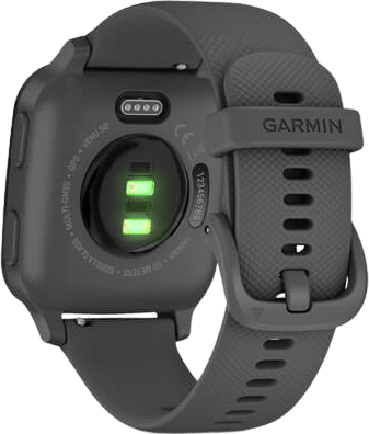 Gray Garmin Venu Sq GPS Sports watch.4