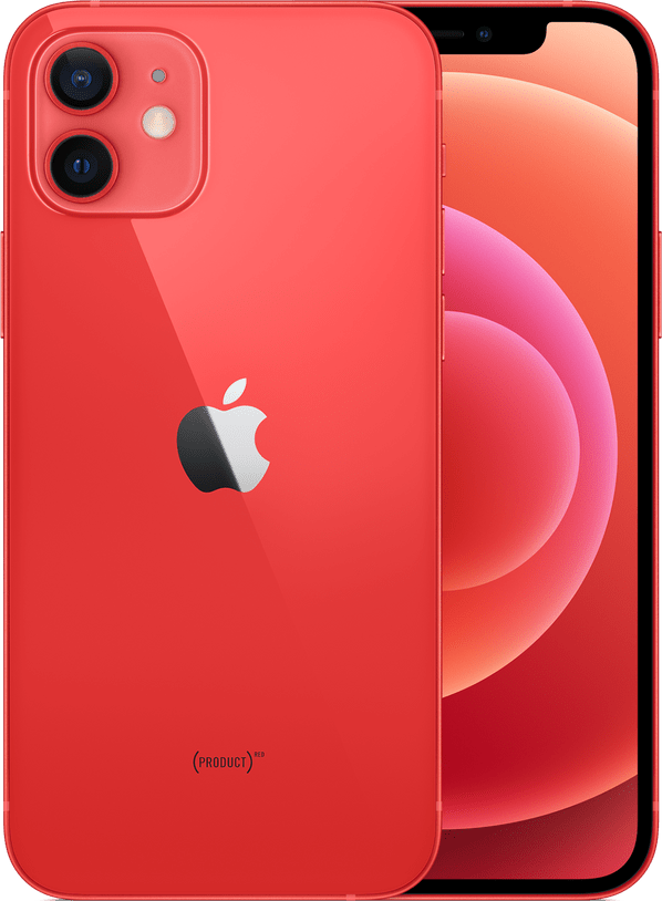 (Product)Red Apple iPhone 12 128GB.1