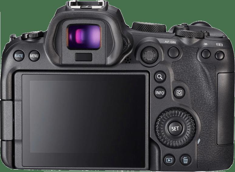 Black Canon EOS R6 Body.2