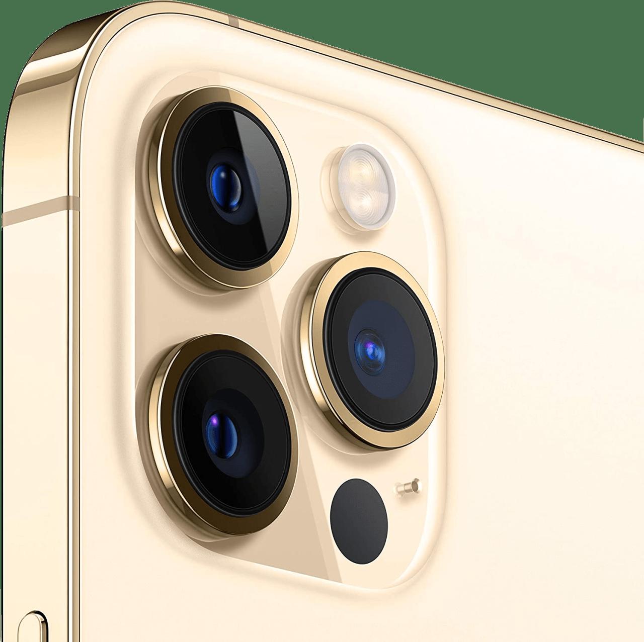 Gold Apple iPhone 12 Pro Max 512GB.2