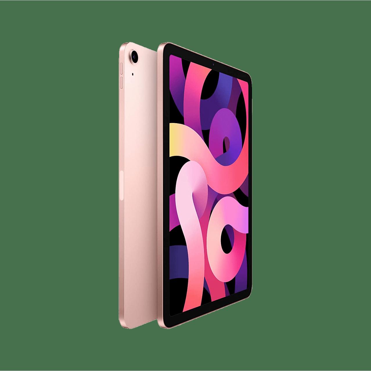 Rosegold Apple iPad Air (2020) - 4G - iOS14 - 256GB.2
