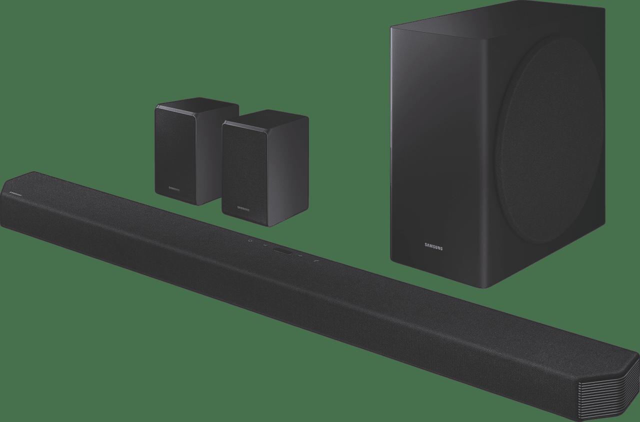 Black Samsung HW-Q950T.1