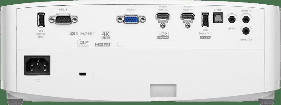 White Optoma UHD30.2